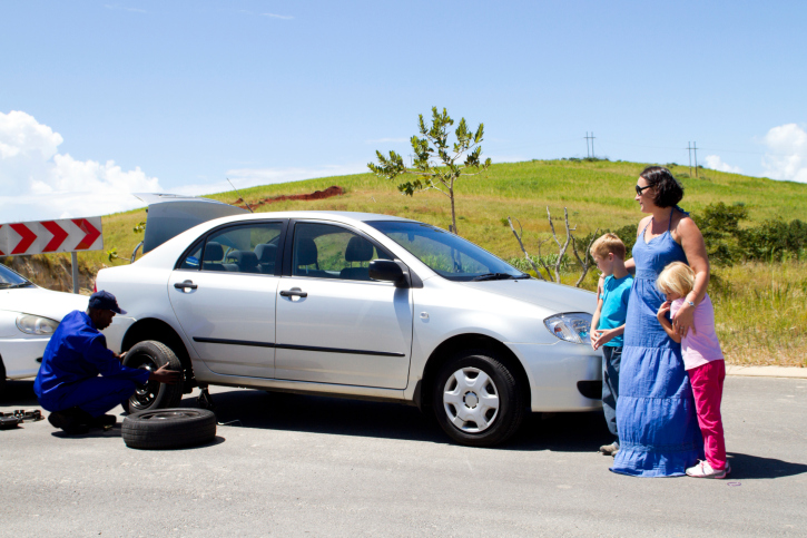 What to Do When You Have Problems with Your Vehicle During Your Family Vacation